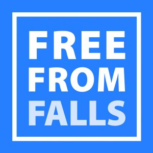 Free from falls campaign logo