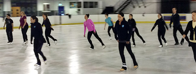 Silver Blades - Solihull Ice Rink