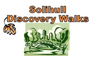 Solihull Discovery Walks